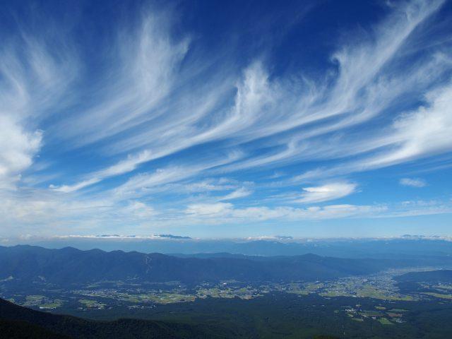 第15回 天気を左右する山脈を一望 八ヶ岳