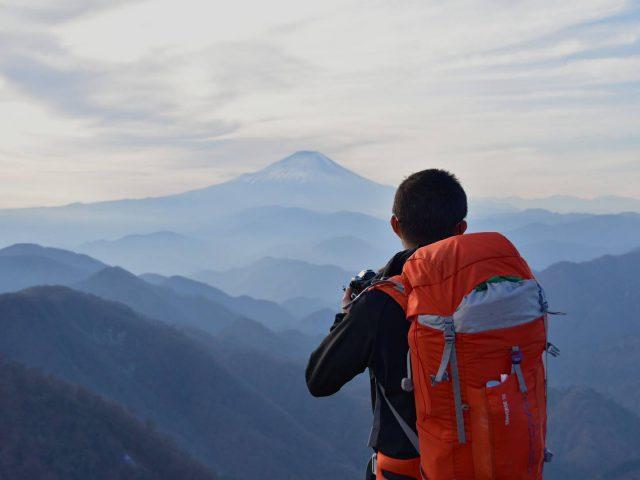 16座目 空の百名山を探す旅 ~塔ノ岳(神奈川県)~