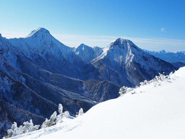 第22回 空の百名山を探す旅 ~硫黄岳(八ヶ岳)