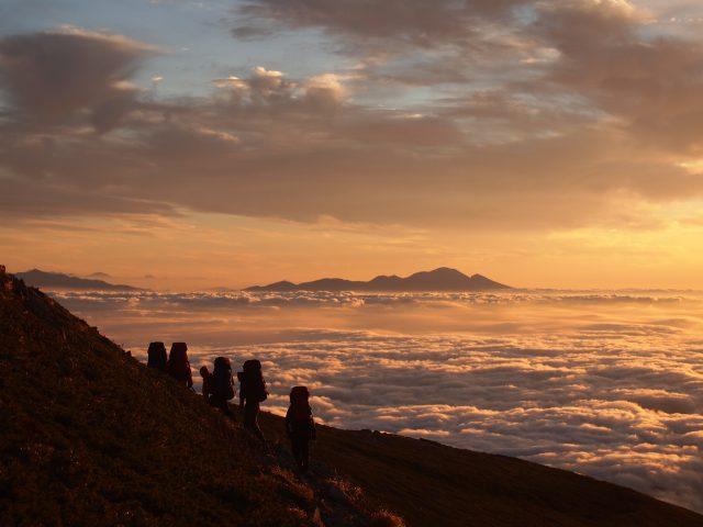 第14回 空を眺めるなら 登山が一番